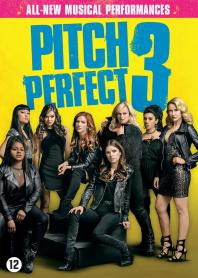Inlay van Pitch Perfect 3