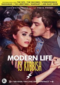 Inlay van Modern Life Is Rubbish