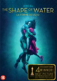 Inlay van The Shape Of Water