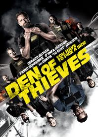 Inlay van Den Of Thieves