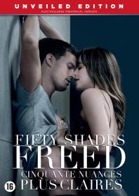 Inlay van Fifty Shades Freed