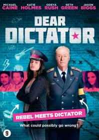 Inlay van Dear Dictator