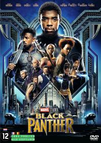 Inlay van Black Panther