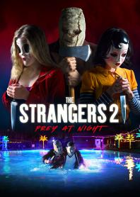 Inlay van The Strangers 2: Prey At Night