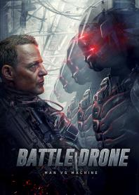 Inlay van Battle Drone