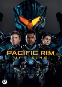 Inlay van Pacific Rim 2: Uprising