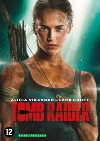 Inlay van Tomb Raider