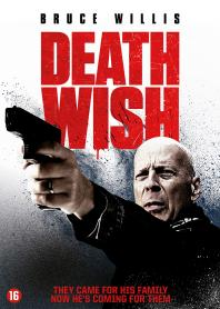 Inlay van Death Wish