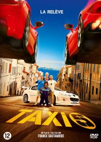 Inlay van Taxi 5
