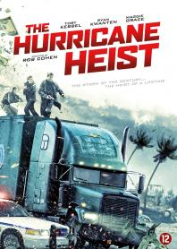 Inlay van The Hurricane Heist