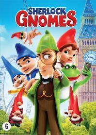 Inlay van Sherlock Gnomes