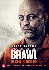 Inlay van Brawl In Cell Block 99