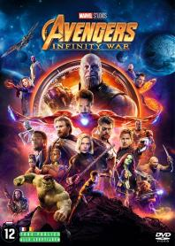Inlay van Avengers: Infinity War