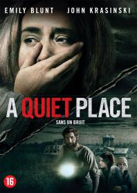 Inlay van A Quiet Place