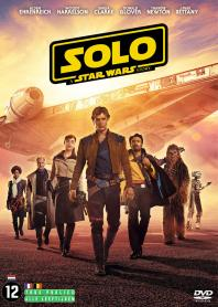 Inlay van Solo - A Star Wars Story