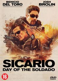 Inlay van Sicario: Day Of The Soldado