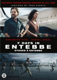 Inlay van 7 Days In Entebbe
