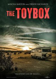 Inlay van The Toybox