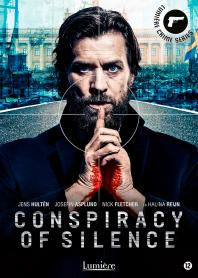 Inlay van Conspiracy Of Silence, Seizoen 1