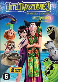 Inlay van Hotel Transylvania 3: Summer Vacation