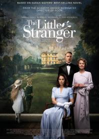 Inlay van The Little Stranger