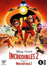 Inlay van Incredibles 2