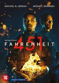 Inlay van Fahrenheit 451