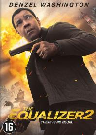 Inlay van The Equalizer 2