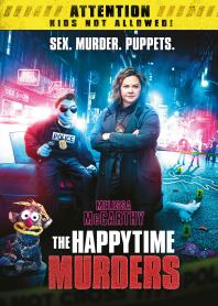 Inlay van The Happytime Murders