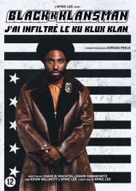 Inlay van Blackkklansman