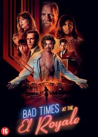 Inlay van Bad Times At The El Royale