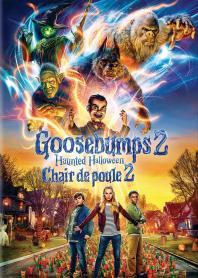 Inlay van Goosebumps 2: Haunted Halloween