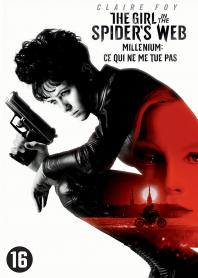 Inlay van The Girl In The Spider's Web