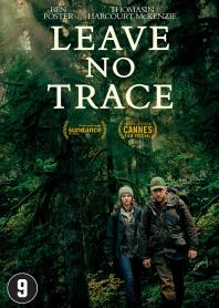 Inlay van Leave No Trace