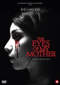 Inlay van The Eyes Of My Mother