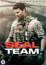 Inlay van Seal Team, Seizoen 1