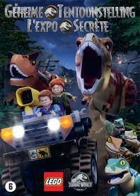 Inlay van Lego Jurassic World: Secret Exhibit
