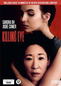Inlay van Killing Eve, Seizoen 1