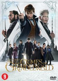 Inlay van Fantastic Beasts: The Crimes Of Grindelwald