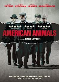 Inlay van American Animals