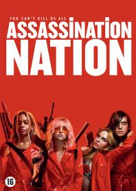 Inlay van Assassination Nation