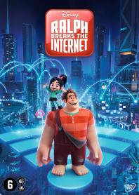 Inlay van Ralph Breaks The Internet