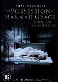 Inlay van The Possession Of Hannah Grace