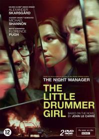Inlay van The Little Drummer Girl, Seizoen 1