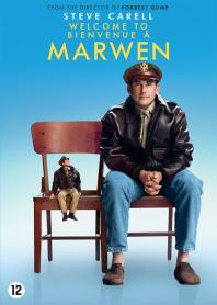 Inlay van Welcome To Marwen