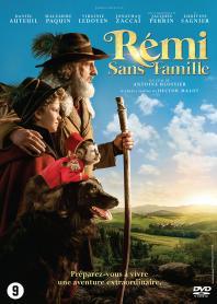 Inlay van Remi Sans Famille