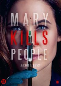Inlay van Mary Kills People, Seizoen 1