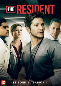 Inlay van The Resident, Seizoen 1