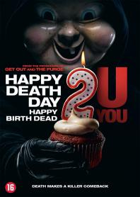 Inlay van Happy Death Day 2u
