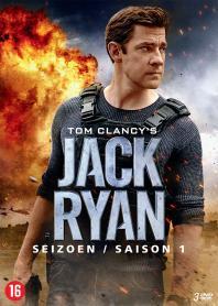 Inlay van Tom Clancy's: Jack Ryan, Seizoen 1